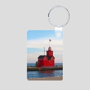 Holland Harbor Lighthouse Keychains
