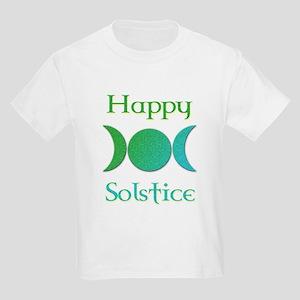 Happy Solstice 3 Kids Light T-Shirt