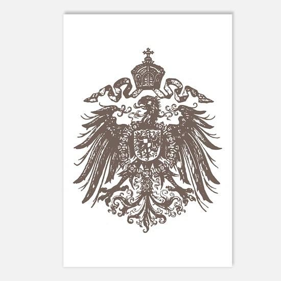 German Imperial Eagle Postcards (Package of 8)
