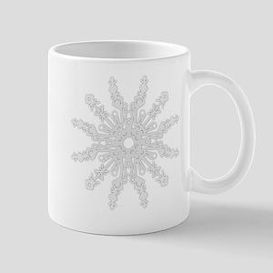 Winter Flake V Mug