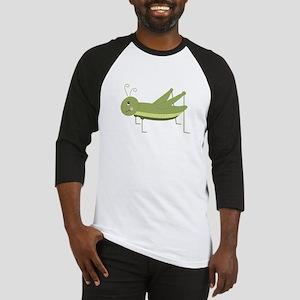 Green Grasshopper Baseball Jersey
