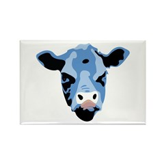 Moody Cow Magnets