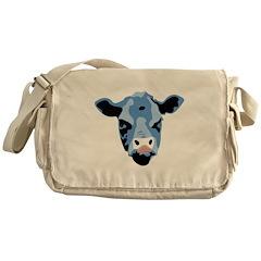 Moody Cow Messenger Bag