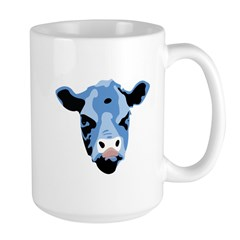 Moody Cow Mugs