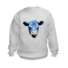 Moody Cow Sweatshirt