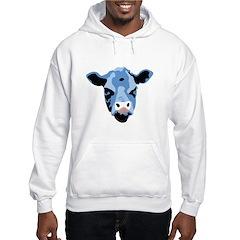 Moody Cow Jumper Hoody