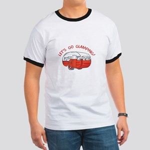 LETS GO GLAMPING T-Shirt
