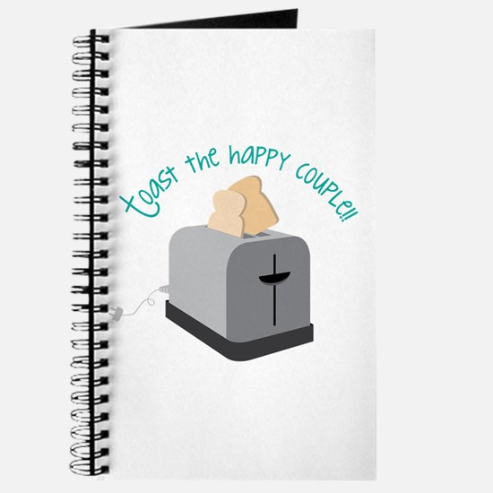 Toast the Couple Journal
