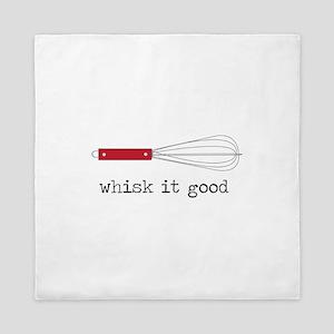 Whisk it Good Queen Duvet
