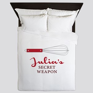 Personal Chef Whisking Queen Duvet