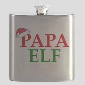PAPA ELF Flask