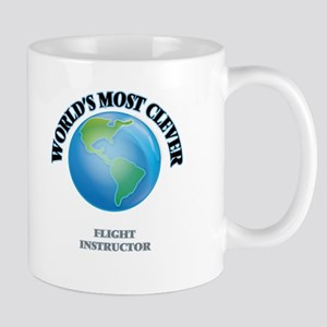 World's Most Clever Flight Instructor Mugs