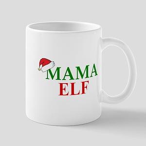 MAMA ELF Mugs
