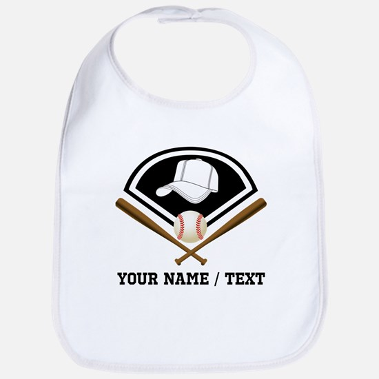 Custom Name/Text Baseball Gear Bib