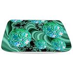 Emerald Satin Dreams Bathmat