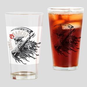 SOA Reaper Scythe Drinking Glass