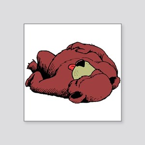 Bear Sleeping Sticker