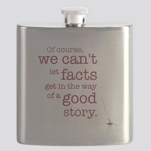 We can't let facts Flask