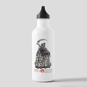 SOA Reaper Skulls Stainless Water Bottle 1.0L