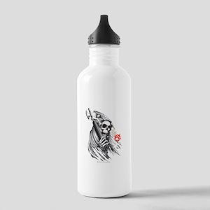 SOA Reaper Face Stainless Water Bottle 1.0L