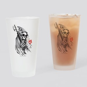 SOA Reaper Face Drinking Glass