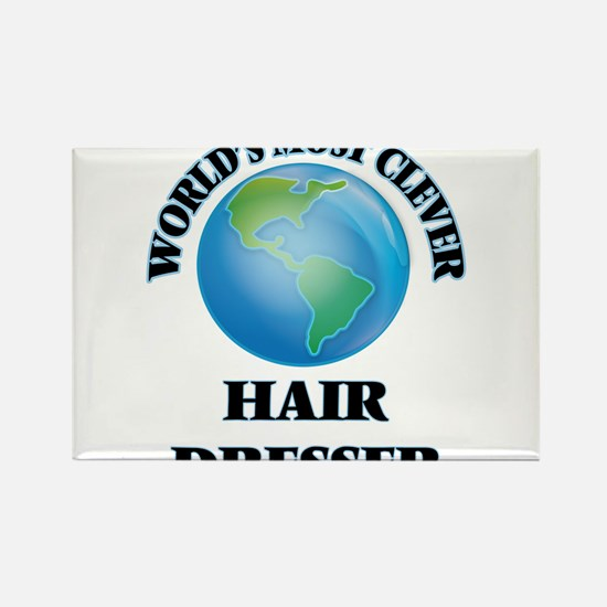 World's Most Clever Hair Dresser Magnets