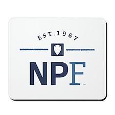 Npf Est.1967 Mousepad