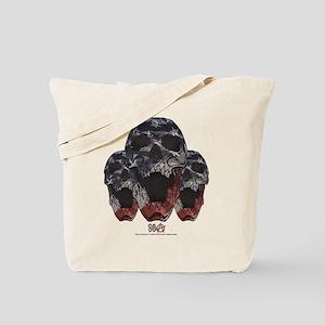 SOA Skulls Tote Bag