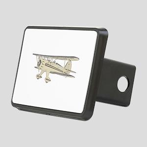 Waco Biplane Rectangular Hitch Cover