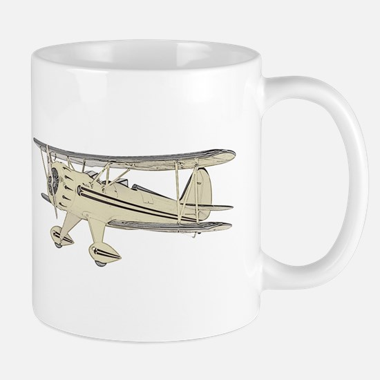 Waco Biplane Mug