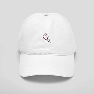 SPILLED WINE Baseball Cap