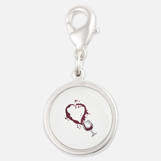 SPILLED WINE Charms