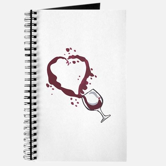 SPILLED WINE Journal
