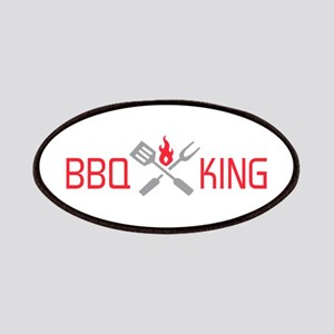 BBQ KING Patches
