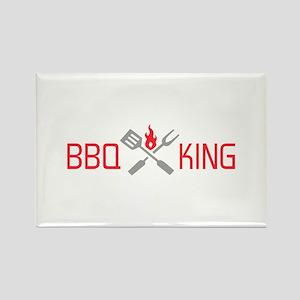 BBQ KING Magnets
