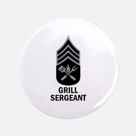 """GRILL SERGEANT 2 3.5"""" Button (100 pack)"""