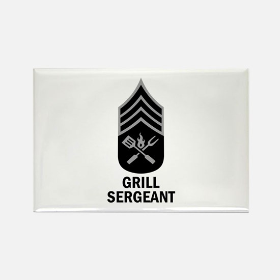 GRILL SERGEANT 2 Magnets