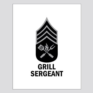 GRILL SERGEANT 2 Posters