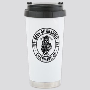 SOA Charming Stainless Steel Travel Mug