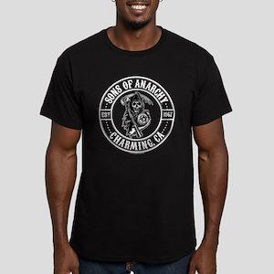 SOA Charming Men's Fitted T-Shirt (dark)