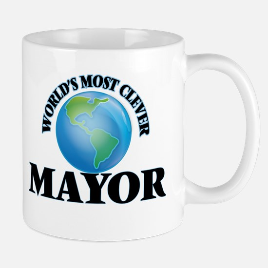 World's Most Clever Mayor Mugs