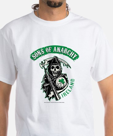 SOA Ireland White T-Shirt