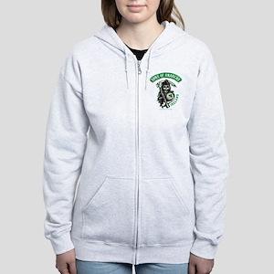 SOA Ireland Women's Zip Hoodie