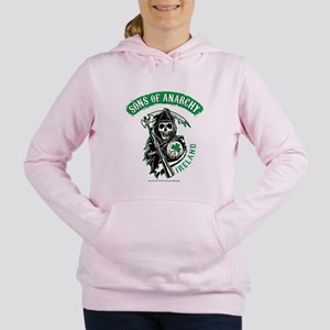 SOA Ireland Women's Hooded Sweatshirt