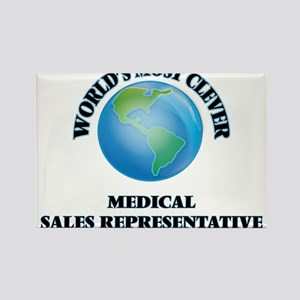 World's Most Clever Medical Sales Represen Magnets