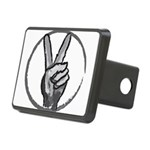 Peace Hitch Cover