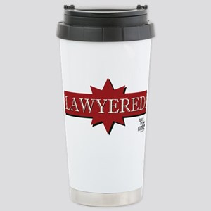 HIMYM Lawyered Stainless Steel Travel Mug