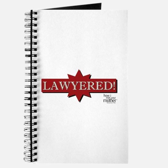 HIMYM Lawyered Journal