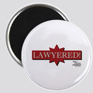HIMYM Lawyered Magnet