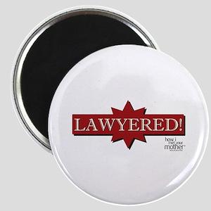 HIMYM Lawyered Magnet